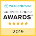 Plumeria Cake Studio WeddingWire Couples Choice Award Winner 2020