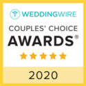 Plumeria Cake Studio WeddingWire Couples Choice Award Winner 2019